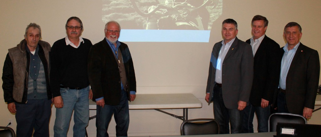 Hunting and Angling meeting held in Dugald